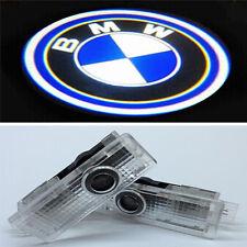 2x LED 3D LOGO Proiettore Shadow Gost Illuminazione voce Luce per porta BMW