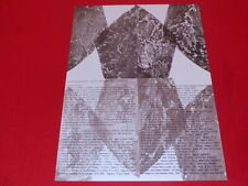 [Coll.R-JEAN MOULIN ART XXe] HERMANN GLOCKNER / AFFICHE EXPO 1975 Constructivism