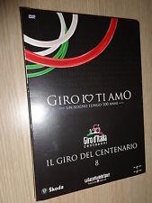 DVD N°8 GIRO IO TI AMO IL GIRO DEL CENTENARIO UN SOGNO LUNGO 100 ANNI