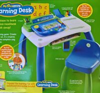 ~ Leap Frog - MY FIRST LeapPad LEARNING DESK CHAIR CHILD KIDS FURNITURE
