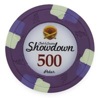 50 Yellow $1000 Bluff Canyon 13.5g Clay Poker Chips New Buy 2 Get 1 Free