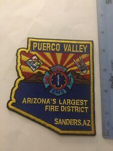 Arizona Puerco Valley Fire Department