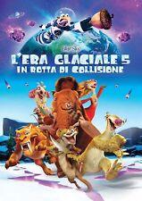 L' ERA GLACIALE 5 - IN ROTTA DI COLLISIONE (BLU-RAY) ITALIANO, NUOVO, ORIGINALE