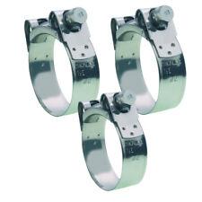 NEUF HONDA ST1100 PAN EUROPEAN acier inoxydable colliers d'échappement Set (3