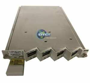 BTI Systems Inc BT7A49AA Dual 10G XFP TPR Transponder Card