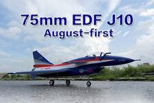 HSD EPO 75MM EDF J10 RC Jet PNP/ARF Plane Motor Servo ESC Steel Gear W/O Battery