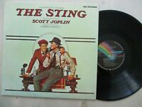 LP - THE STING - SCOTT JOPLIN / ORIGINAL MOTION PICTURE SOUNDTRACK (WASHED)
