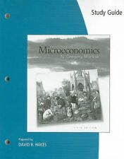 Study Guide to Principles of Microeconomics by N. Gregory Mankiw, 5th Edition