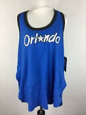Top G-III 4Her by Carl Banks Women Orlando Magic NBA Tank Top Shirt 2XL (I)