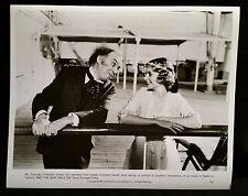 ORG And The Ship Sails On 8x10 Black & White Press Promo Photo Freddie Jones