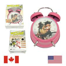 Mark Feldstein Wacky Wakers Pig Alarm Clock 6460 - open box