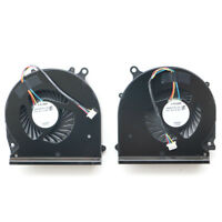 New Cooler Fan For Gigabyte P56XT P56X v7 Cpu Cooling Fan L+R