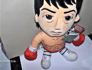 Rocky Balboa - ROCKY BALBOA  Figur Plüsch ca.30 cm Film Boxen Neu,Lizenz