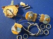 Fender Stratocaster ROBERT CRAY Strat POTS SWITCH Guitar Parts