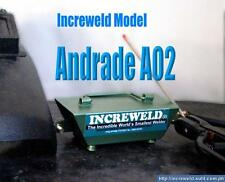 INCREWELD - The Original World's Smallest Patented Welding Machine
