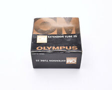 Olympus OM Extension Tube 25 with Box Macro (#5588)
