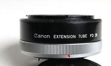 CANON EXTENSION TUBE FD 25 lens For Canon-FD