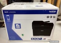 Brother DCP-L2550DN ALL-IN-ON Laser A4 S/W Drucken, Scannen, Kopieren, Duplex