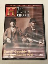 Investigating History: Butch Cassidy The Sundance Kid (Dvd, 2005) New