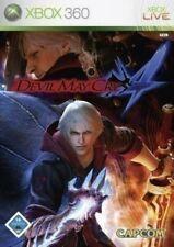 Microsoft Xbox 360 juego-Devil May Cry 4 con embalaje original