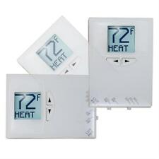 LUXPRO PSD111 Vertical / Horizontal Digital Thermostat • Each or Case Quantity