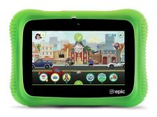 LeapFrog Epic Academy Edition Learning Tablet - Green - (602260) - LIKE NEW™