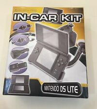 Nintendo DS Lite In Car Kit Gaming Accessory