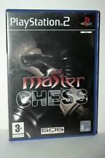 MASTER CHESS GIOCO USATO PS2 VERSIONE ITALIANA AT3 44157