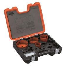 Bahco Sandflex® scie cloche bimétallique 51-111mm 6 pièces 3833-SET-42