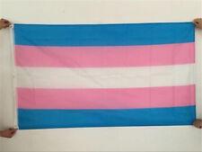 Hot Sale Rainbow Transgender Pride Flag Gay Lesbian LGBT 3x5 Polyester New