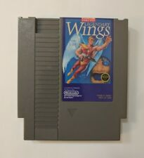 Legendary Wings (Nintendo Entertainment System, 1988) Cleaned/Tested