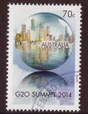 Australia 2014 G 20 Cumbre Fine Used