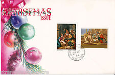 1967 Christmas (3d + 1/6d) - Connoisseur - Rhyl, Flintshire CDS
