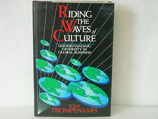 "BRAND NEW** ""Riding the Waves of Culture~Diversity in Global Business"" HC/DJ"