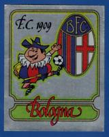 SCUDETTO CALCIATORI PANINI 1981/82 BOLOGNA N.39 AUTOADESIVO REC/REMOVED