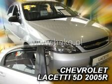 CHEVROLET LACETTI  2005 -  HATCHBACK 5.doors Wind deflectors 4.pc set HEKO 10526