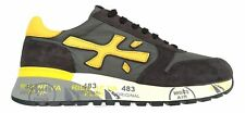 Scarpe da uomo Premiata sneaker in camoscio tela e pelle  MICK_4564