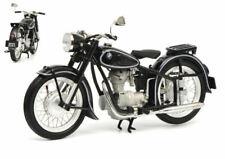 Bmw R25/3 Black Motorbike 1:10 Model 6556 SCHUCO