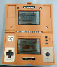 NINTENDO GAME & WATCH DONKEY KONG Tested From Japan
