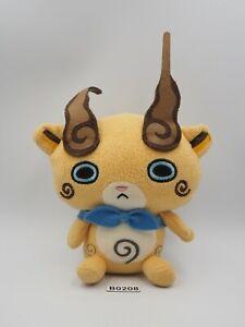 "Yokai Watch B0208 Komajiro Bandai Kuttari 5"" Plush NO TUSHTAG Toy Doll Japan"