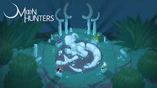 Moon Hunters - STEAM KEY - Code - Digital - Download - PC, Mac & Linux