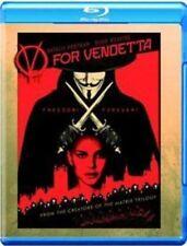 V for Vendetta 7321900517010 Blu-ray Region B