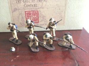 East of India 6 Italian Bersaglieri firing line Boxer Rebellion set CCIS03