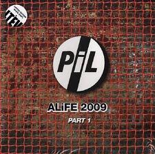 PIL ALiFE 2009 Part 1 - 2LP / White Vinyl RSD 2015 (Public Image Limited)