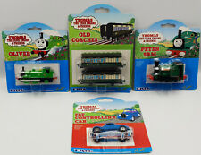 THOMAS THE TANK ENGINE : PETER SAM, FAT CONTROLLER'S CAR,COACHES NO OLIVER(DRMP)