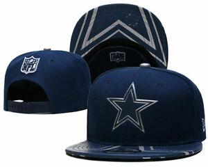 Dallas Cowboys #1.3 NFL CAP HAT New Era 59Fifty Snapback