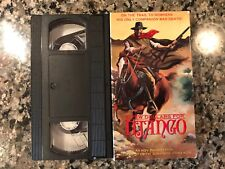 A Few Dollars For Django Vhs! 1966 Spaghetti Western! See Also Blood At Sundown