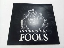 """Immaculate Fools As The Crow Flies 2 x 7"""" Single EX Vinyl Record AM 227 P/S"""