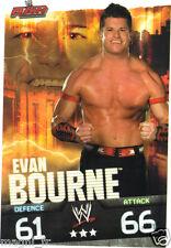 Slam ATTAX MAYHEM #063 Evan Bourne