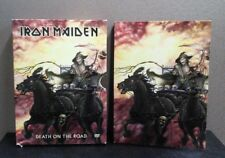 Iron Maiden - Death On the Road (3 DVD Set) w/Slipcover    LIKE NEW